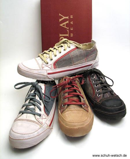 Replay Sneaker - Mod. Voltron und Kurt