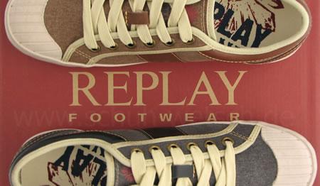 Replay Sneaker »Nirvana«