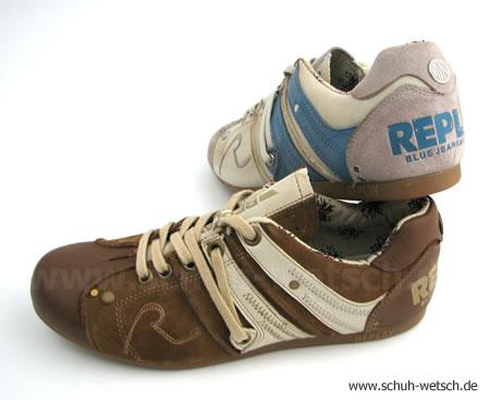 Replay Sneaker »Becker« und »Squad«