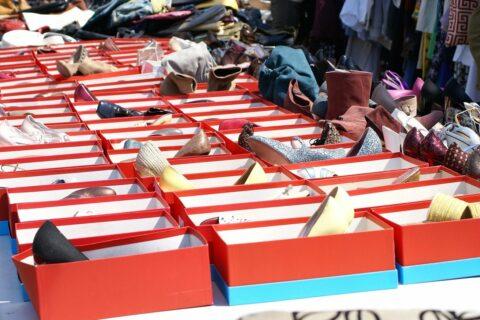 Shoes Shoe Boxes Shoebox Box  - rose_mcavoy / Pixabay