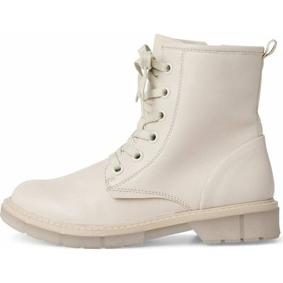 Ivory Chunky Boots von Marco Tozzi